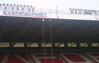 Nottingham Forest Football Ground